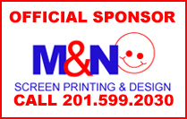 M&N Screen Printing and Design...the official apparel outfitter of NorthJerseySports.com. Check out the M&N website or call them at 201.599.2030.