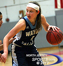 Wayne Valley point guard Stephanie LaGreca made a host of heady plays in the  second half to keep the Indians comfortably in front in a 72-56 win at Fair  ... 7c6dd4261